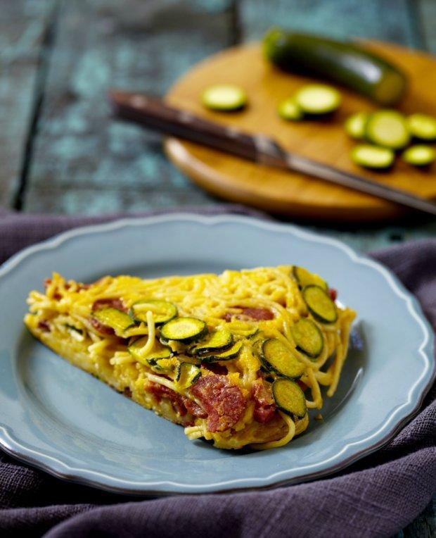Špagetová frittata Foto: