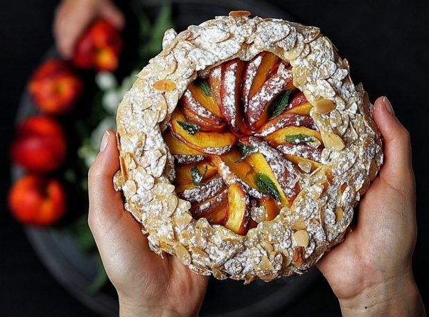 Nektarinkový koláč Foto: