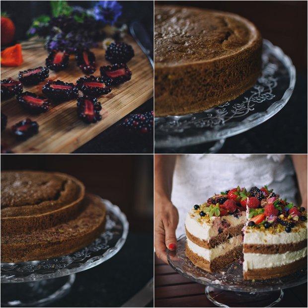 Narozeninový dort 2 Foto: