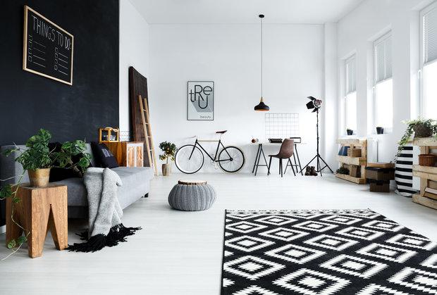 Spojte retro prvky s moderním stylem. Výsledek bude úžasný. Foto: