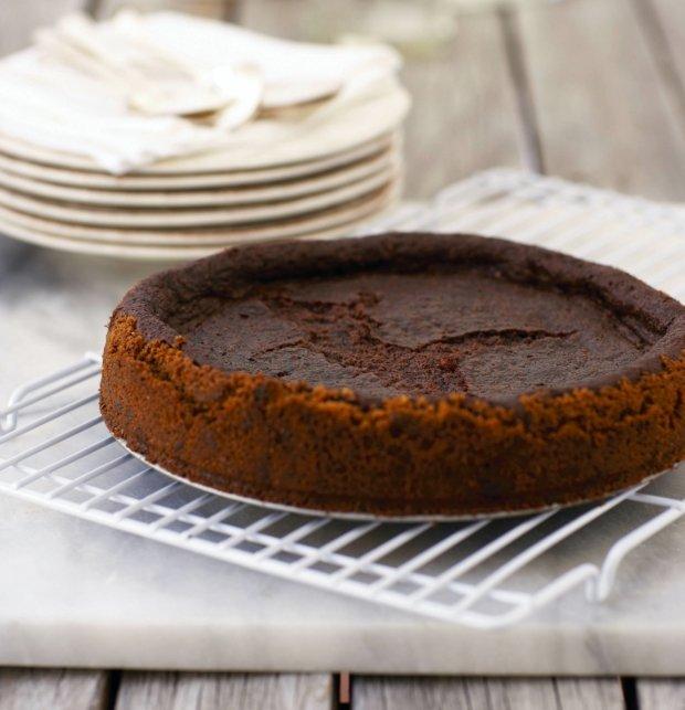Teplý čokoládový cheesecake Foto: