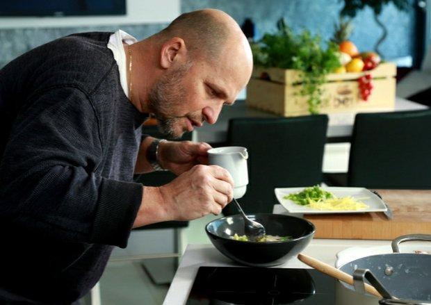 Čínská rýžová polévka Congee Foto: