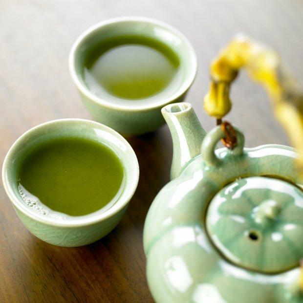 Zelený čaj 2 Foto: