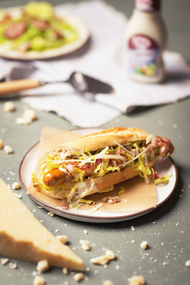 Hot dog je nový burger! 3 Foto:
