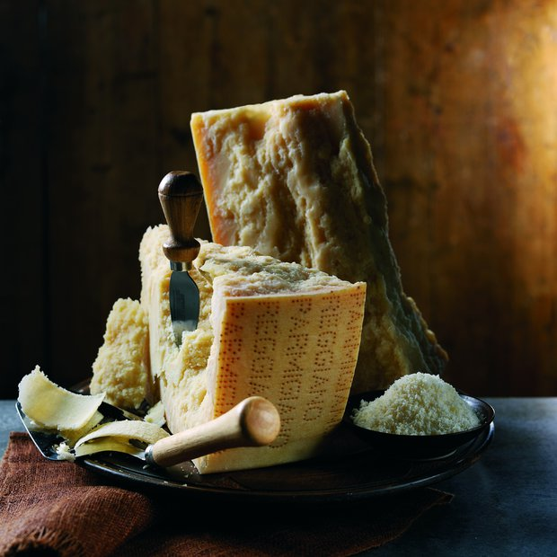 Parmigiano Reggiano DOP Foto: