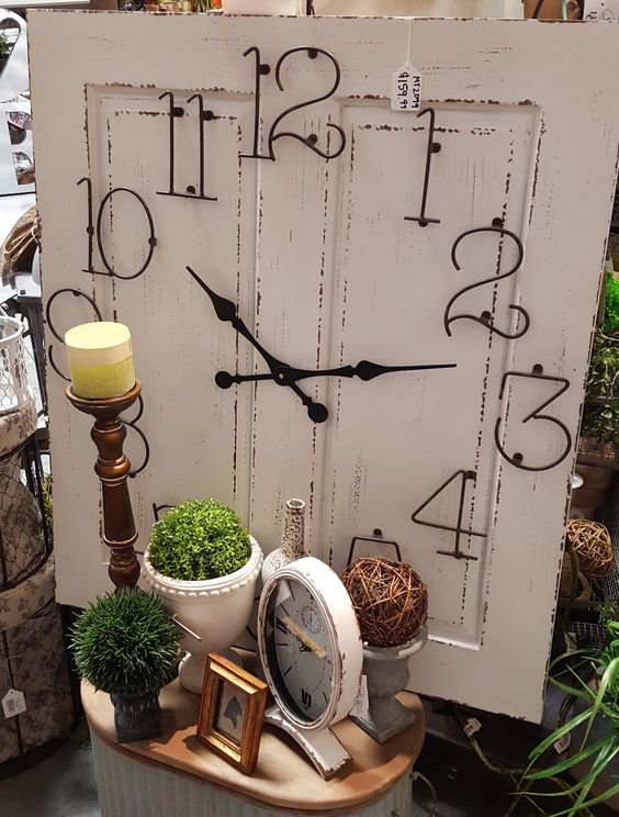 Jak vyrobit originální hodiny. Foto: