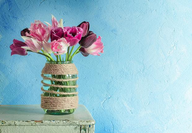 Originální váza. Foto: