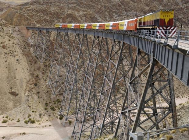 Vlaky: Argentina