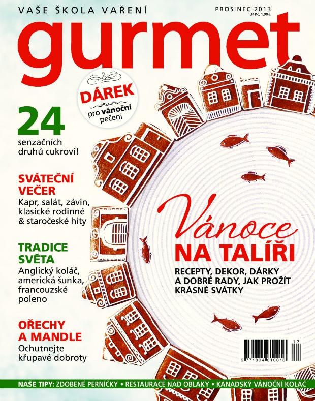 Gurmet - prosinec 2013
