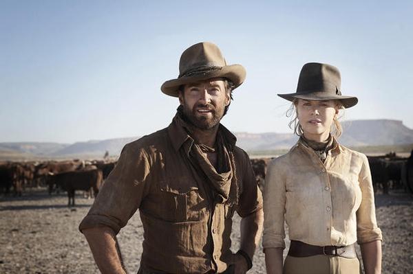 Austrálie- Nicole a Hugh
