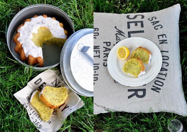 Citronová bábovka s mákem Foto: Výpečky.com