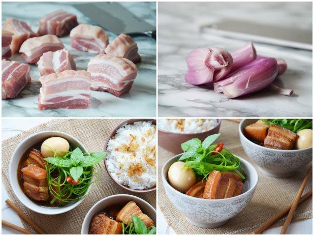 Vietnamský karamelizovaný bůček Foto: