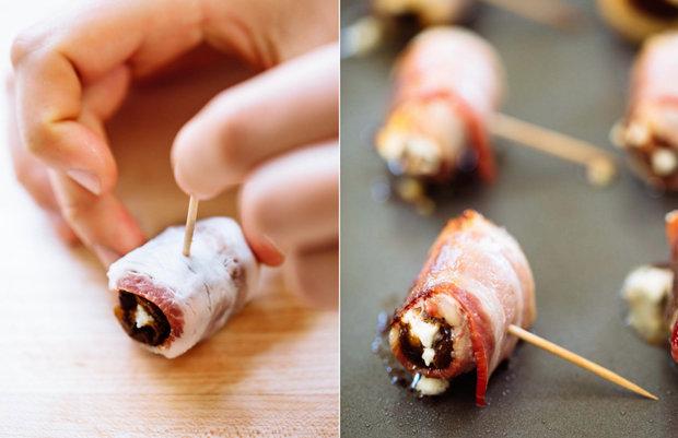Datle ve slanině 3 Foto: