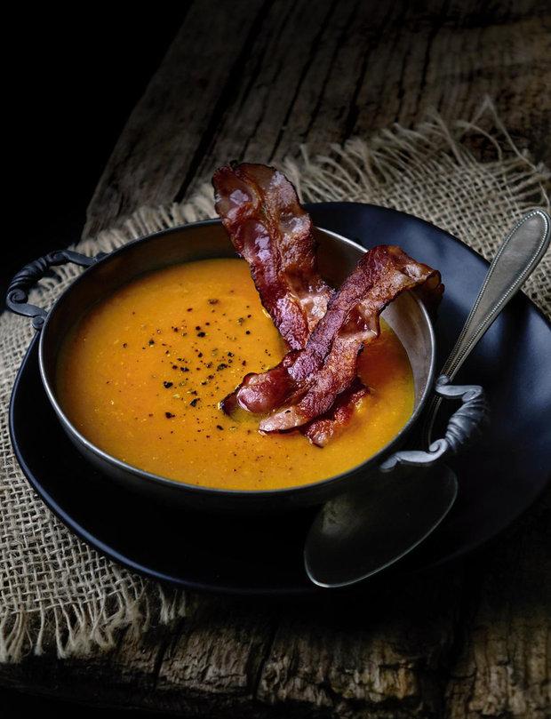 Batátová polévka 2 Foto: