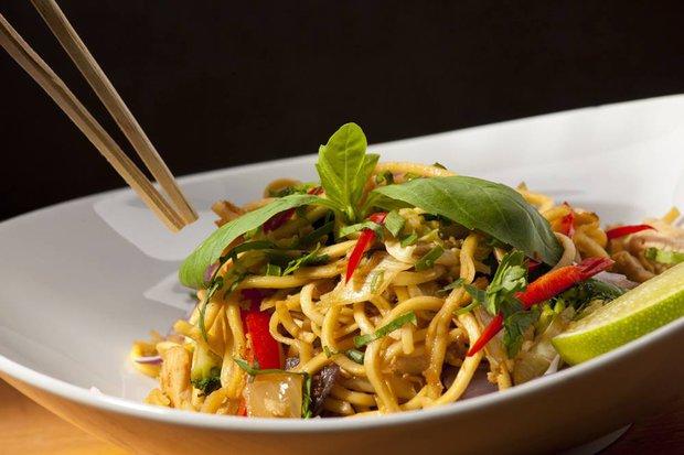 Tipy nudle a wok 2 Foto: