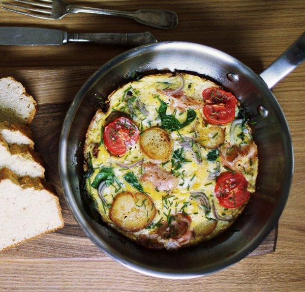 Sedlácká omeleta  Foto: