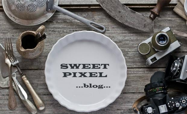 Sweet pixel blog