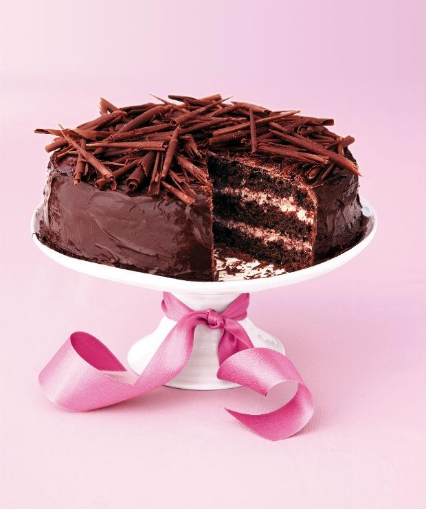 Čokoládový dort Foto: archiv Gurmet