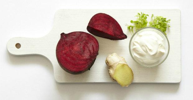 Studená polévka z červené řepy Foto: archiv Gurmet