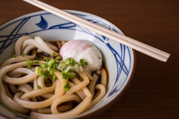 Japonské nudle Udon Foto: Thinkstock
