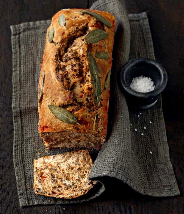 Čočkový chléb  Foto: