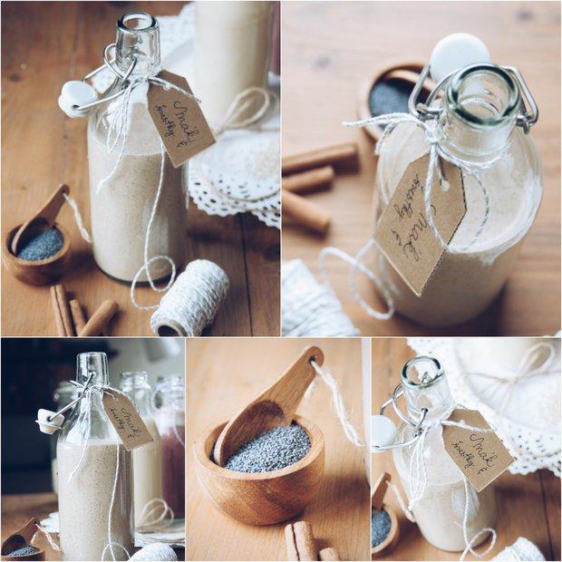 Makové mléko se švestkami 2 Foto: