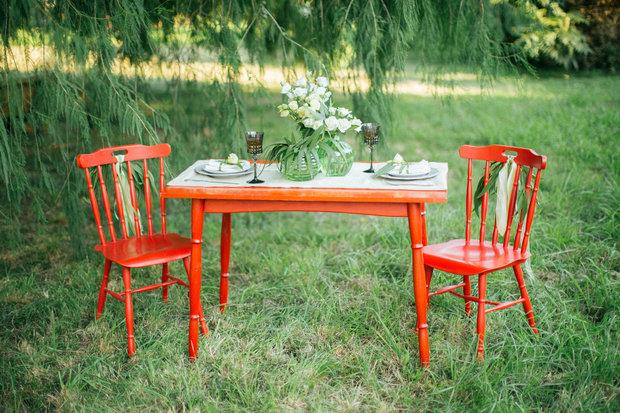 Zahradní nábytek nemusí být z plastu! Foto: