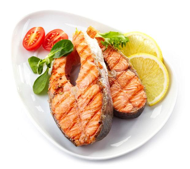 Superpotraviny losos Foto: