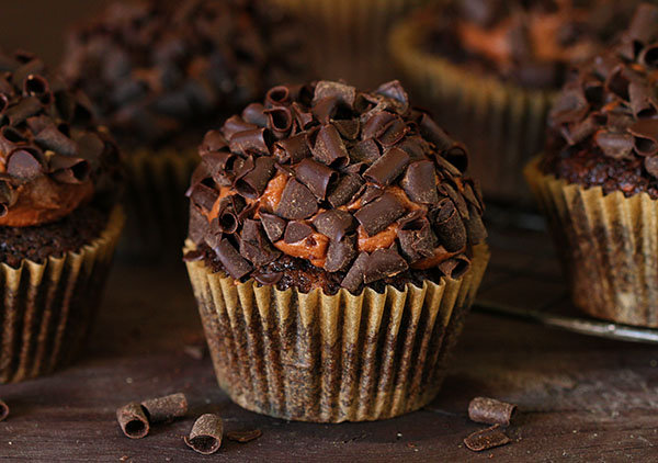 double-chocolate-cupcakes-3 Foto: