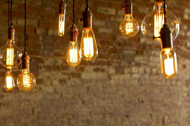 Žárovky působí skvěle zvláště ve větším počtu Foto: