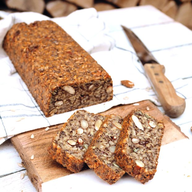 Semínkový chleba  Foto:
