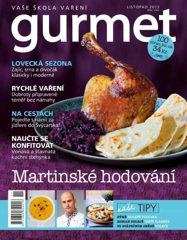 Gurmet - listopad 2013