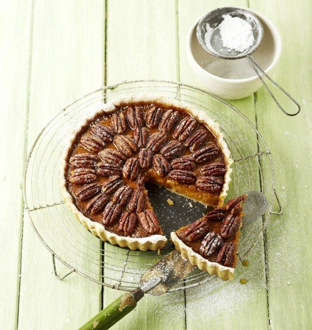 Dýňový koláč s pekany Foto: