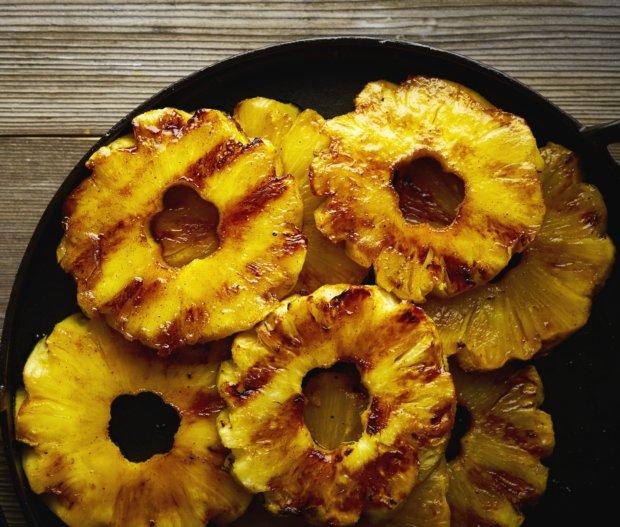 Kořeněný ananas  Foto: