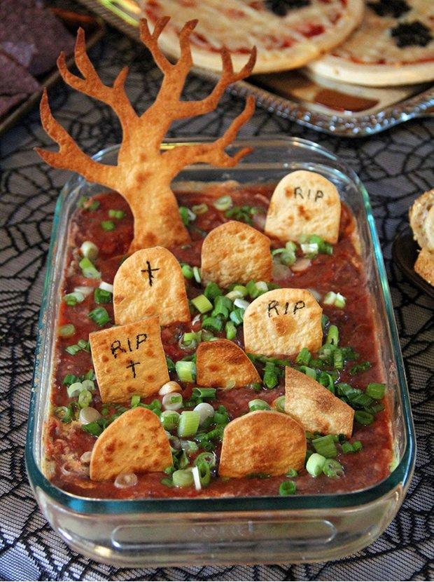 graveyard-taco-dip Foto: