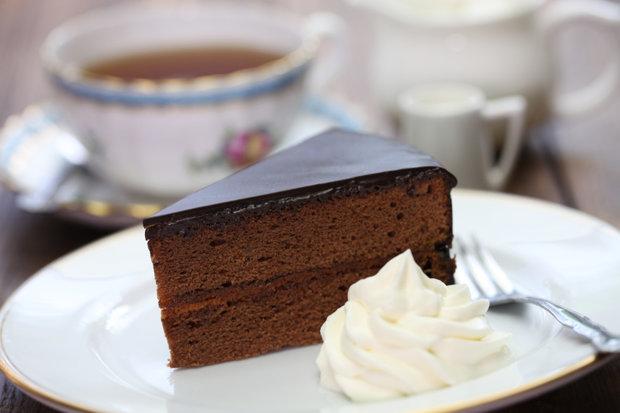 Nejslavnější čokoládové moučníky 4 Foto: