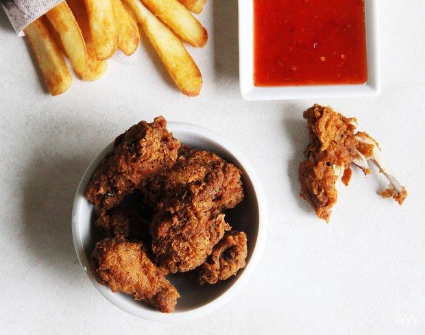 Kuřecí křídla KFC 2 Foto: