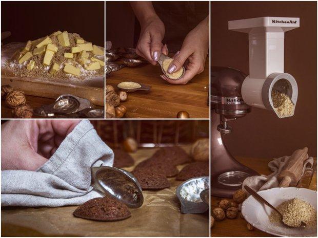 Ořechy plněné krémem  Foto: