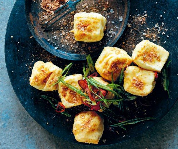 Smažené tofu s chilli solí  Foto: