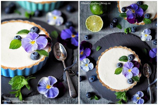 Tartaletky s limetkovým krémem 2 Foto: