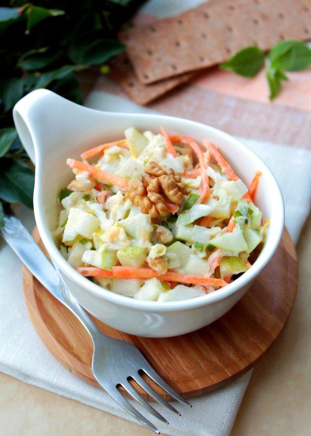 Coleslaw  ̶  nejoblíbenější americký salát  Foto: