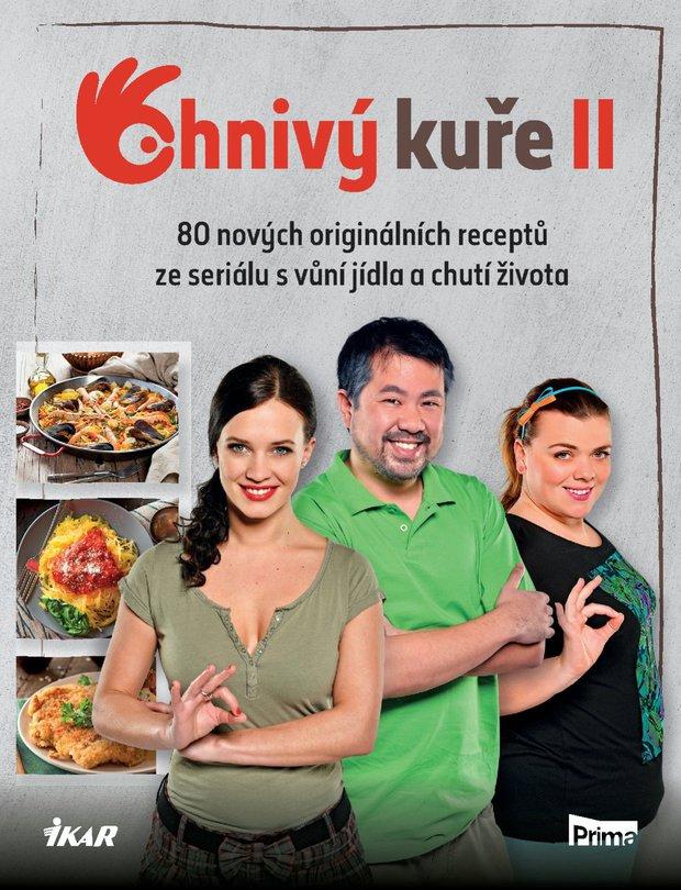 kuchařka Ohnivý kuře II Foto: