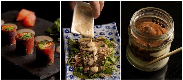 Vaření s mistrem asijské kuchyně  Foto: