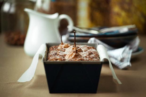 Voňavý chlebíček s hruškami  Foto: Good Moon Spoon