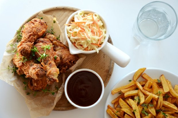 Americké smažené kuře  Foto: