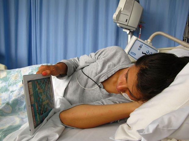 Matka jí aplikovala léky proti parazitům a klystýry - Obrázek 2 Foto: