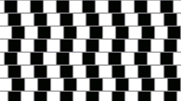 Optické iluze 2 - Obrázek 16 Foto: