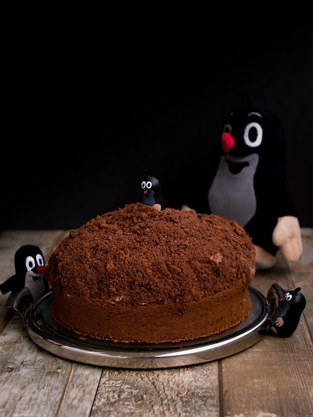 Krtkův dort 2 Foto: