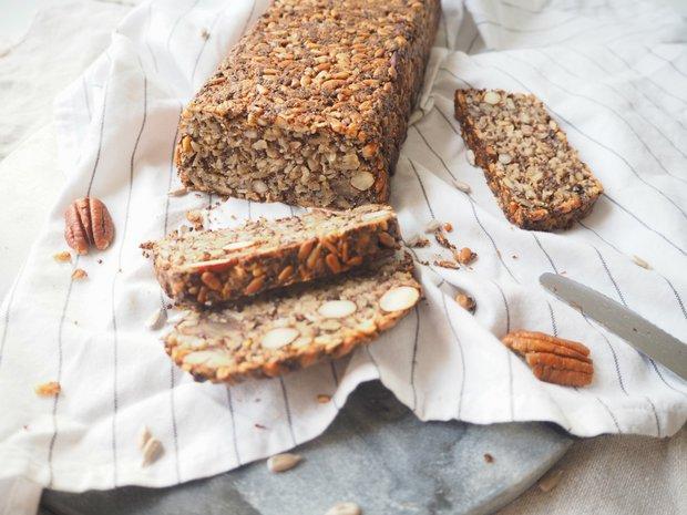 Domácí semínkový chléb 2 Foto: