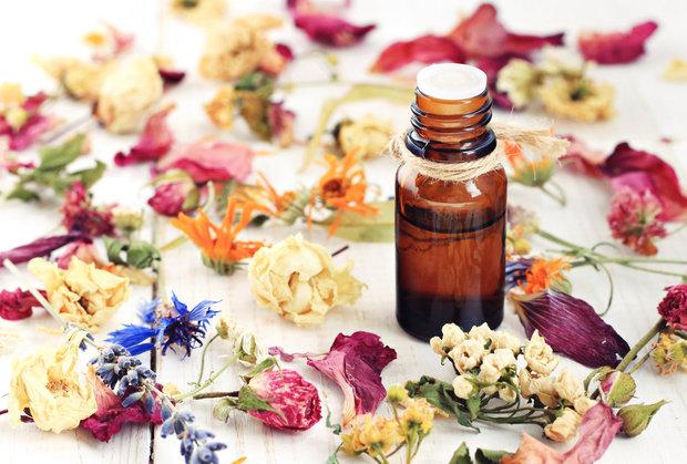 aromaterapie - léčba vůněmi Foto: